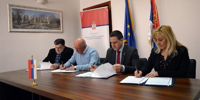 Потписан Посебан колективни уговор за запослене у управи