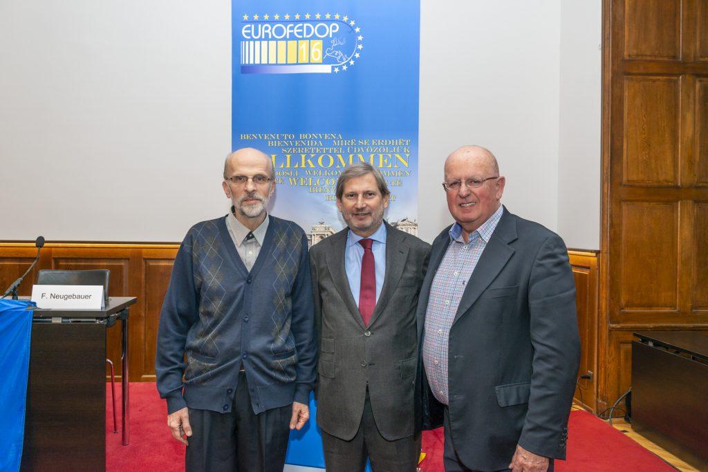 Семинар чланица са комесаром Европске уније Јоханесом Ханом у Бечу 6.12.2018. године