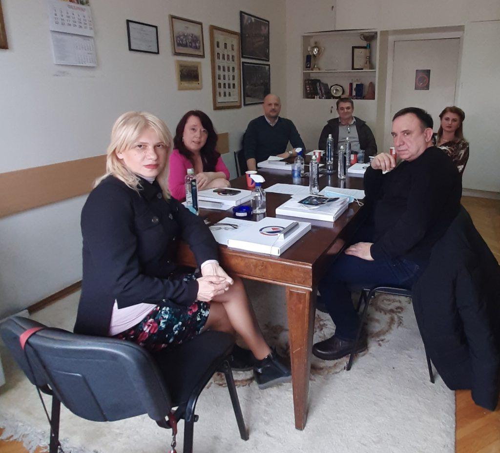 Конституисан Надзорни одбор Синдиката управе Србије